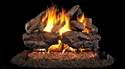 Picture of Charred Red Oak Vented Log Set