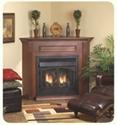 """Picture of Empire Breckenridge Deluxe Vent Free Fireplace 36"""" Empire Breckenridge Deluxe Vent Free Fireplace"""