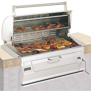 """Picture of Firemagic Built-In Legacy 30""""  Charcoal Grill"""