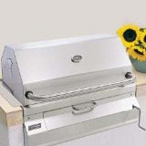 "Picture of Firemagic Built-In Legacy 24""  Charcoal Grill"