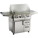 Picture of Firemagic Echelon Diamond E790S Cabinet Gas Grill With Single Side Burner