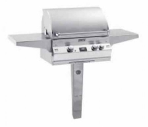 Picture of Firemagic Aurora A430S In-Ground Post Mount Gas Grill
