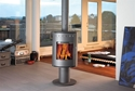 Picture of Rais Pina Wood Burning Stove