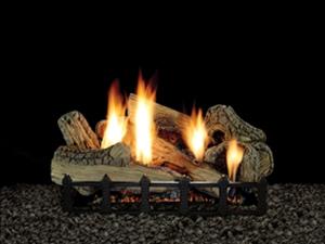 Picture of Canyon Ceramic Fiber Vent Free Log Set