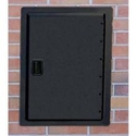 "Picture of Fire Magic 23918 Legacy 18"" x 12"" Door, Black"