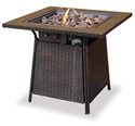 Picture of Uniflame GAD1001B Outdoor LP Gas Firepit