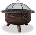 Picture of Uniflame WAD792SP Outdoor Wood Burning Firepit
