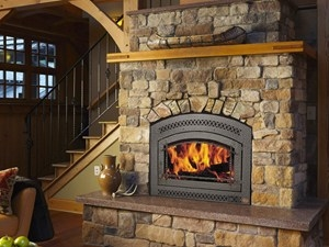 Picture of FPX 36 Elite Wood Fireplace
