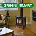 Picture of The Northfield™ Cast Iron Gas Stove