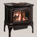 Picture of The Berkshire™ Cast Iron Gas Stove  The Berkshire™ Cast Iron Gas Stove