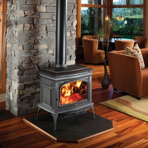 Picture of Cape Cod Cast Iron Wood Stove