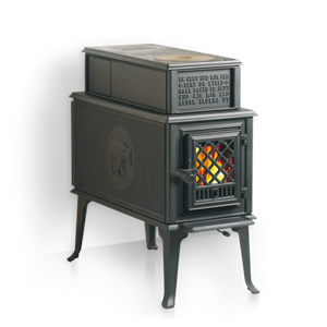 Picture of Jøtul F 118 CB Black Bear Cast Iron Wood Stove