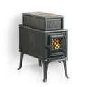 Picture of Jøtul F 118 CB Black Bear Cast Iron Wood Stove  Jøtul F 118 CB Black Bear Cast Iron Wood Stove