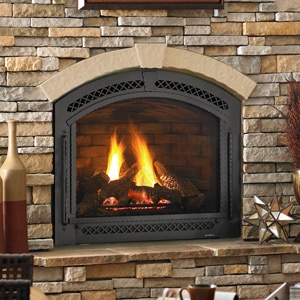 Picture of Heat & Glow Cerona Gas Fireplace