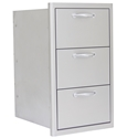 Picture of Blaze 16 Inch Triple Access Drawer